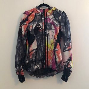 Lululemon Down Time Jacket - Unicorn Tears